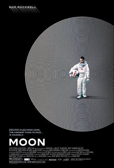 """Moon"" poster"